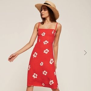 Reformation Afternoon Dress